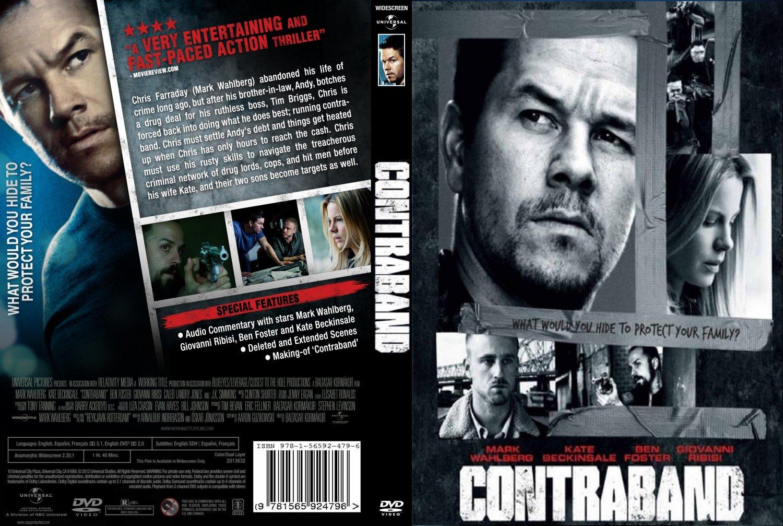 Contraband 2012 Contraband - Movie DVD...