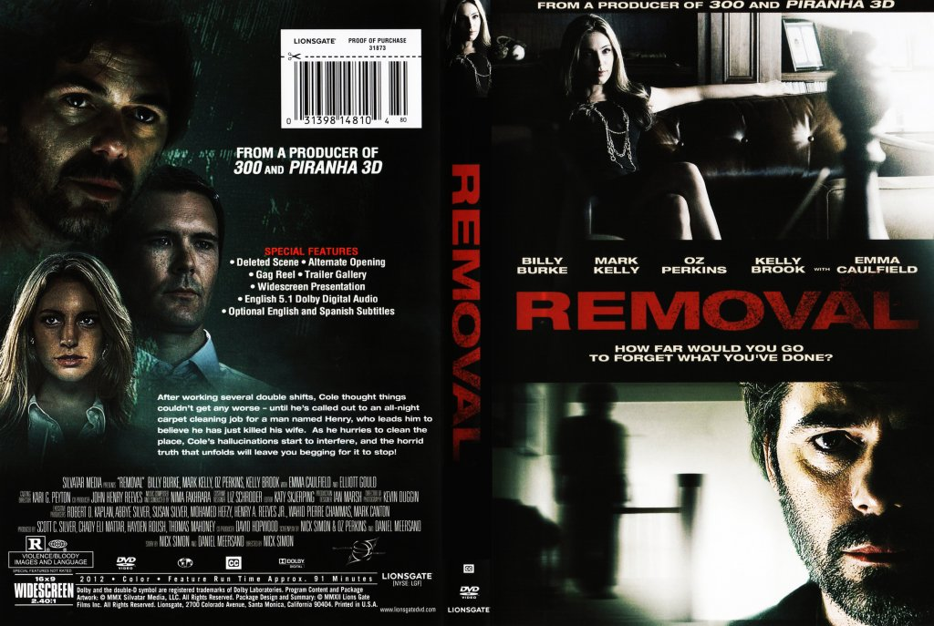 removal film