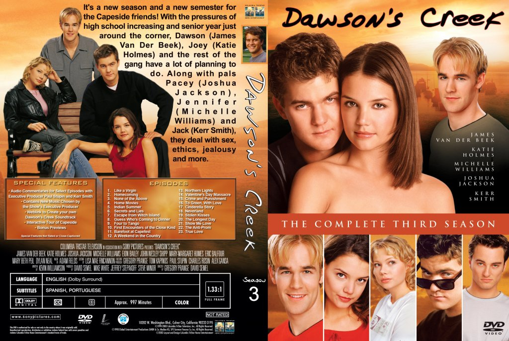 Dawson's Creek Almost Had An Entirely Different Cast