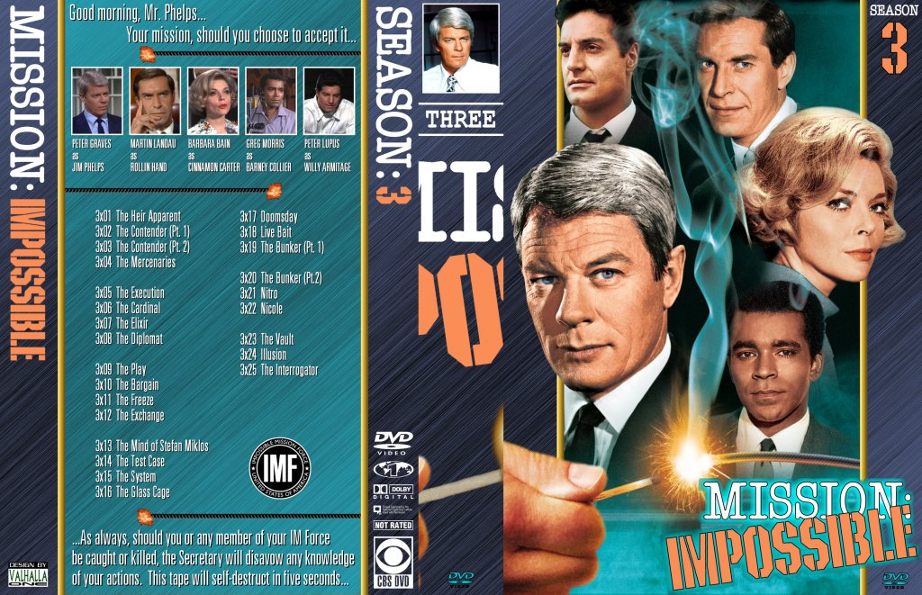 Bildergebnis für www.dvd-covers.org mission impossible season 3