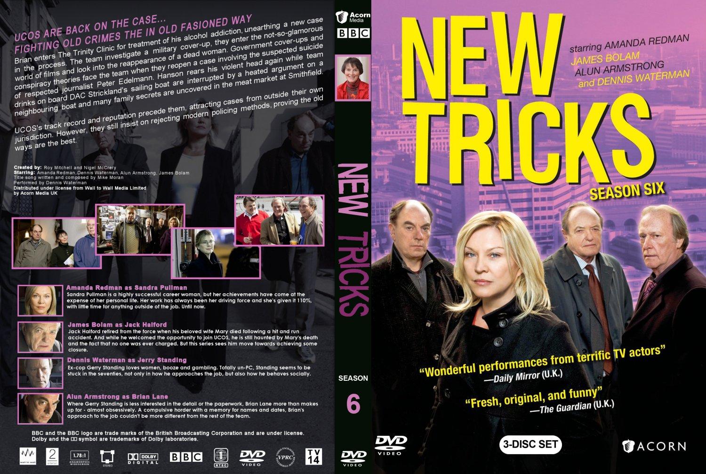 dvd new tricks series