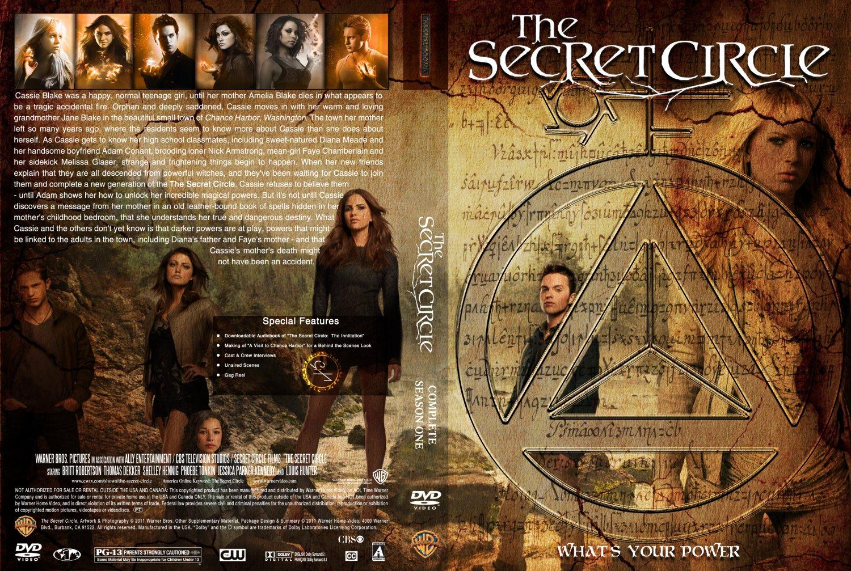 The secret circle dvd uk 2014