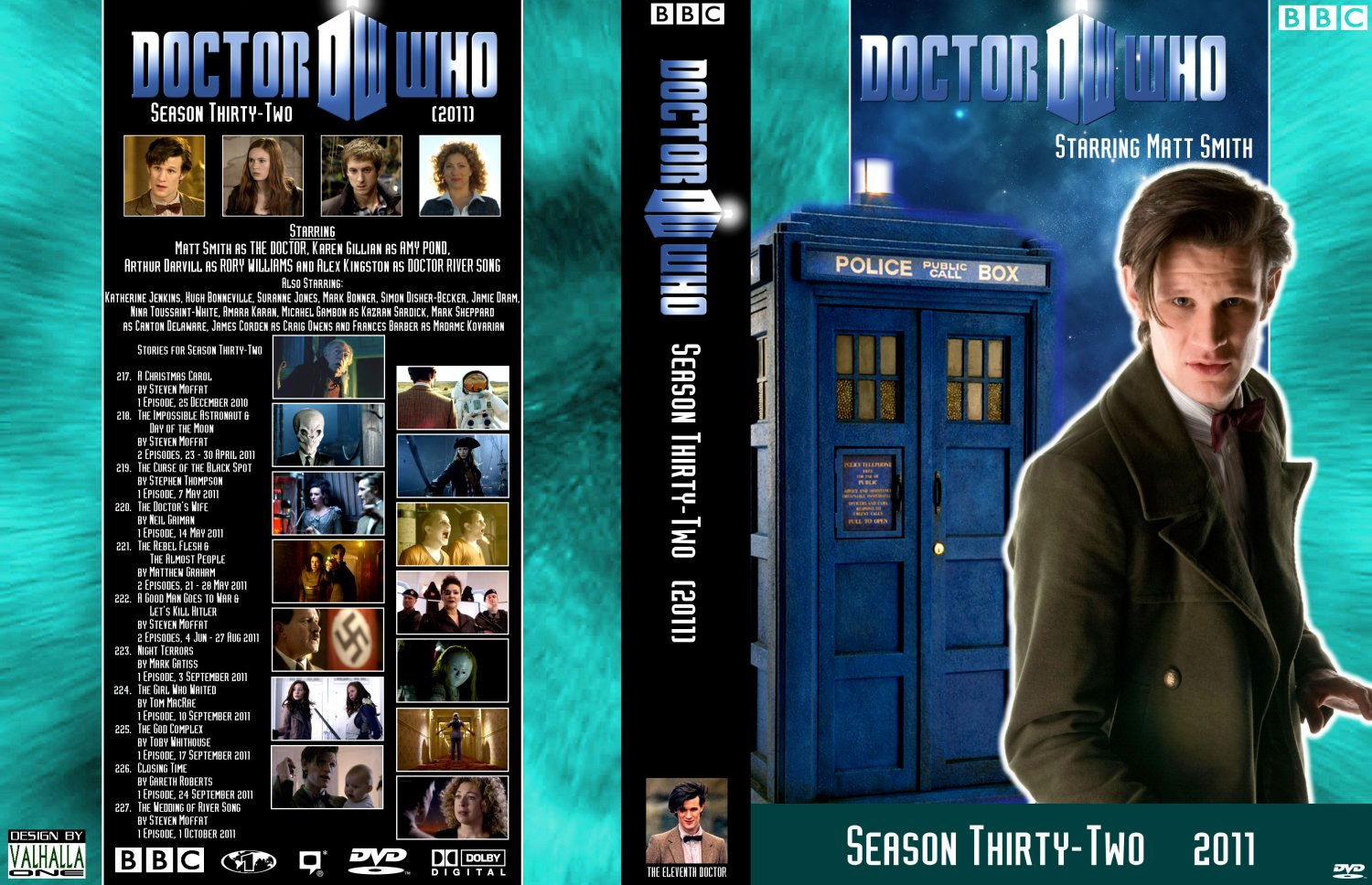 ... !: EXCLUSIVE!!!! Doctor Who Series 6 soundtrack CD Cover [Fanmade