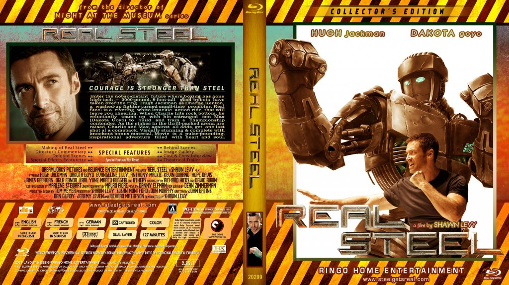 Real Steel For PC Download (Windows 7, 8, 10, XP) - Free