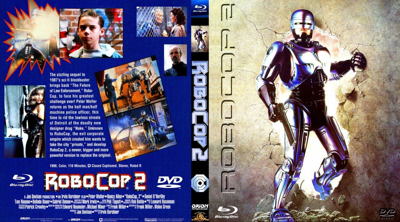 RoboCop 2 - Movie Blu-...