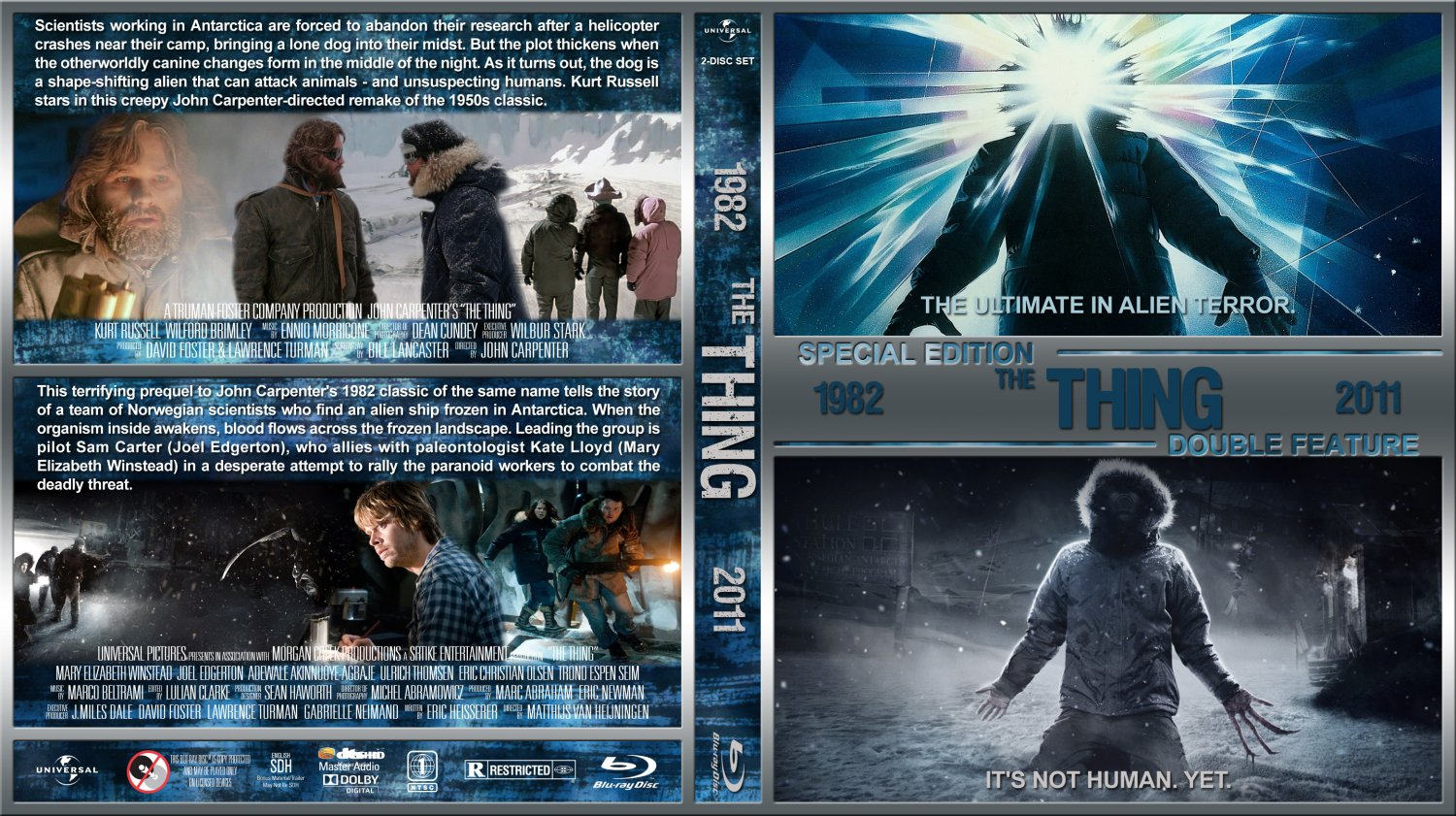 The Thing Double Feature