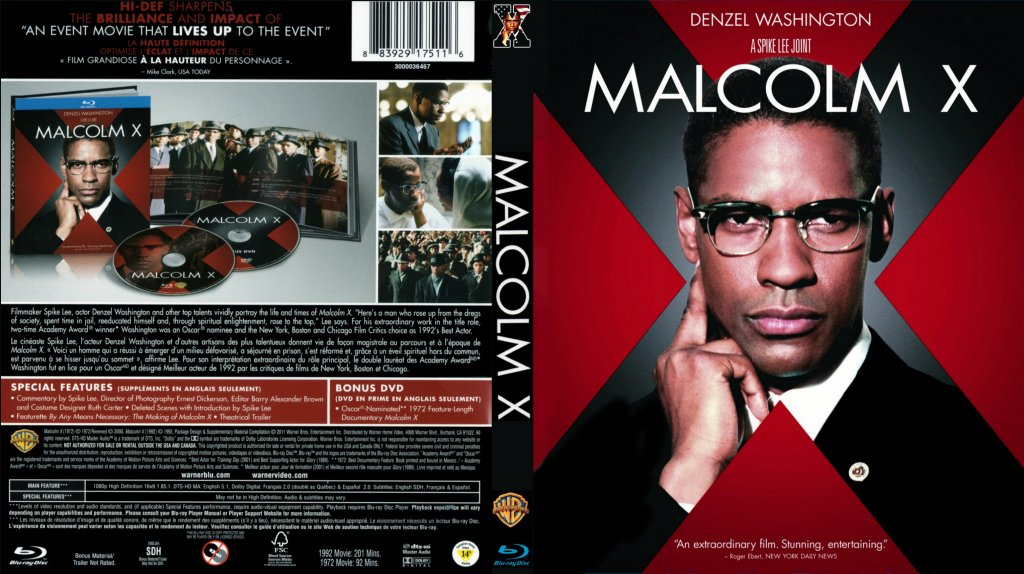 malcolm x the movie essay