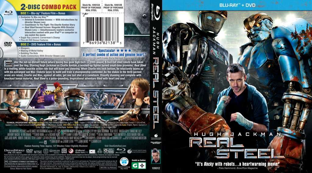Real Steel YIFY subtitles