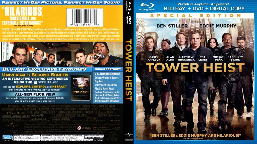 Tower Heist Movie Tower Heist