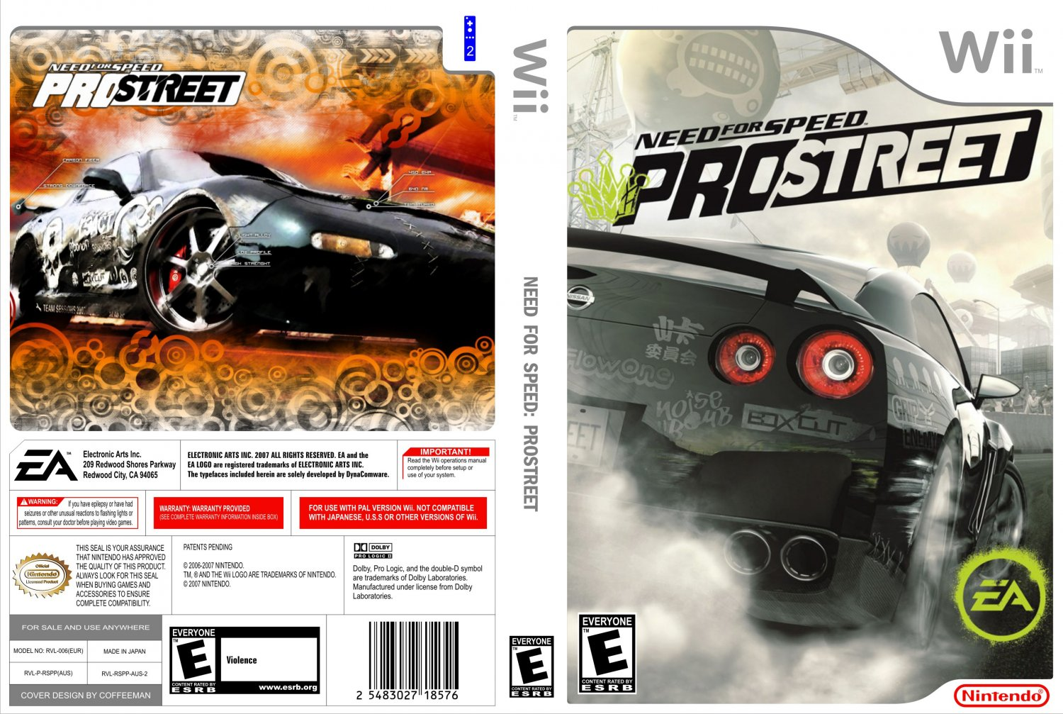 Need for speed pro street patch pc