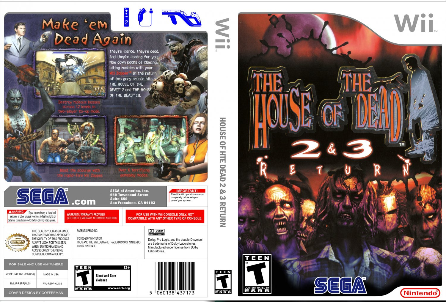 The House Of The Dead 2 3 Return Full Game Free Pc Download