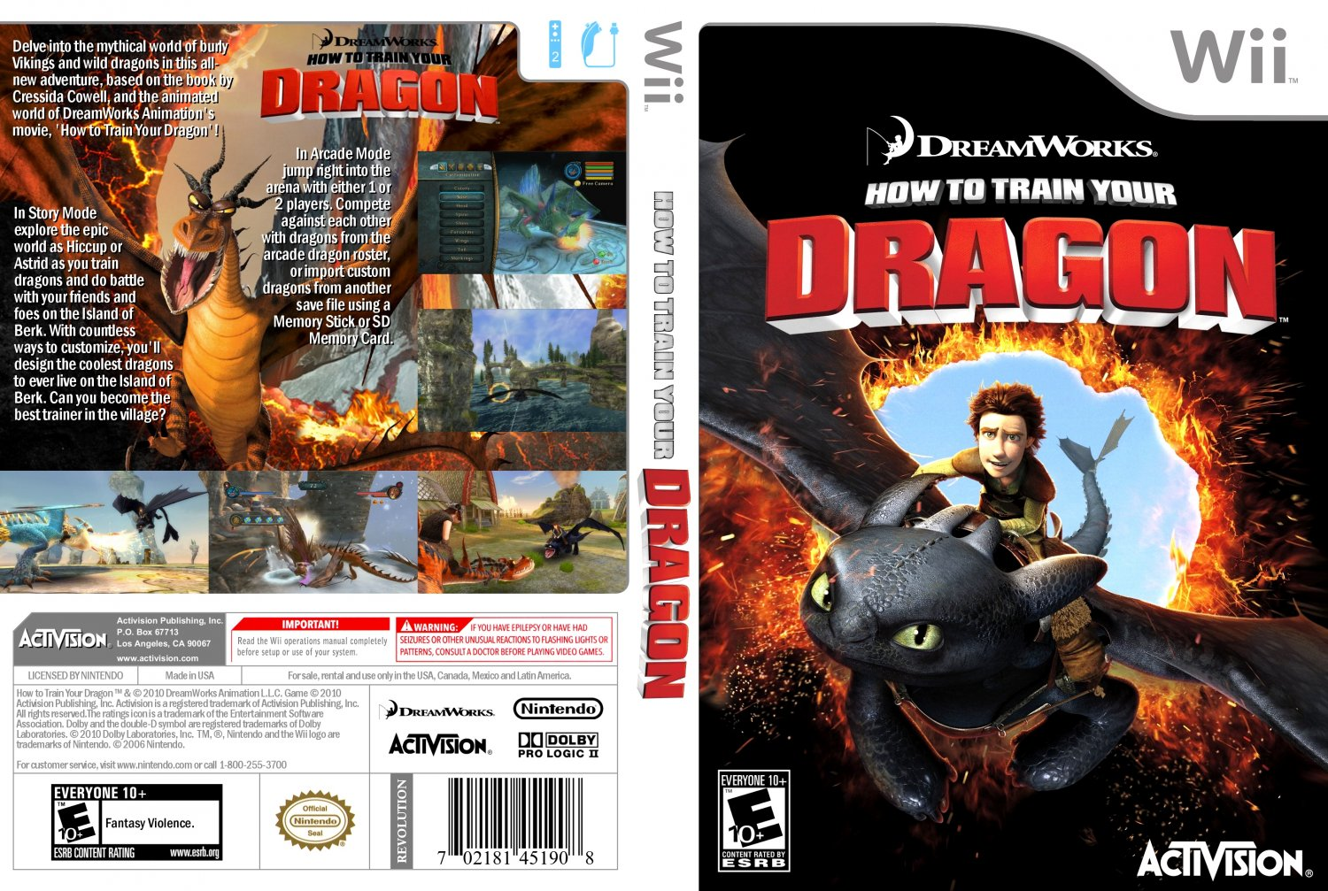 How To Train Your Dragon Dvd | www.imgkid.com - The Image ...