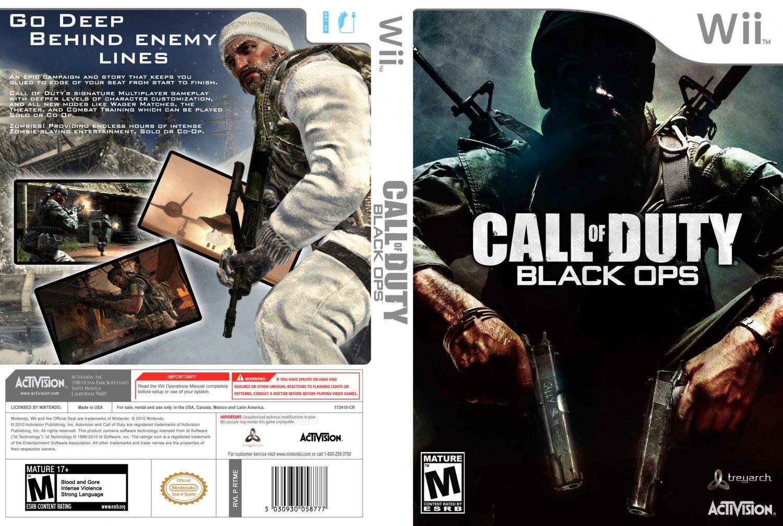 Call of duty black ops nintendo wii games torrents medium.