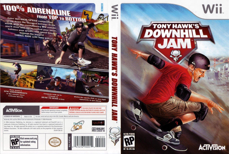 downhill jam pc