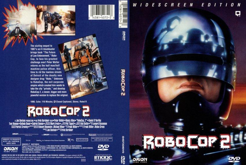 Robocop 3 Dvd Related ...