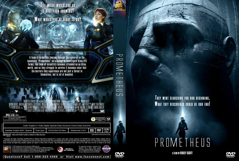 Movie - Prometheus (2012) - Adventure, Mystery, Sci-fi ...