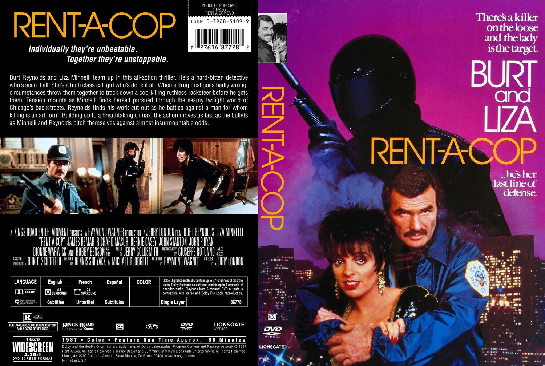Resultado de imagem para Rent-a-Cop dvd