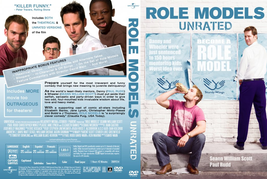 Role Models  Official Theatrical Trailer  HD  YouTube