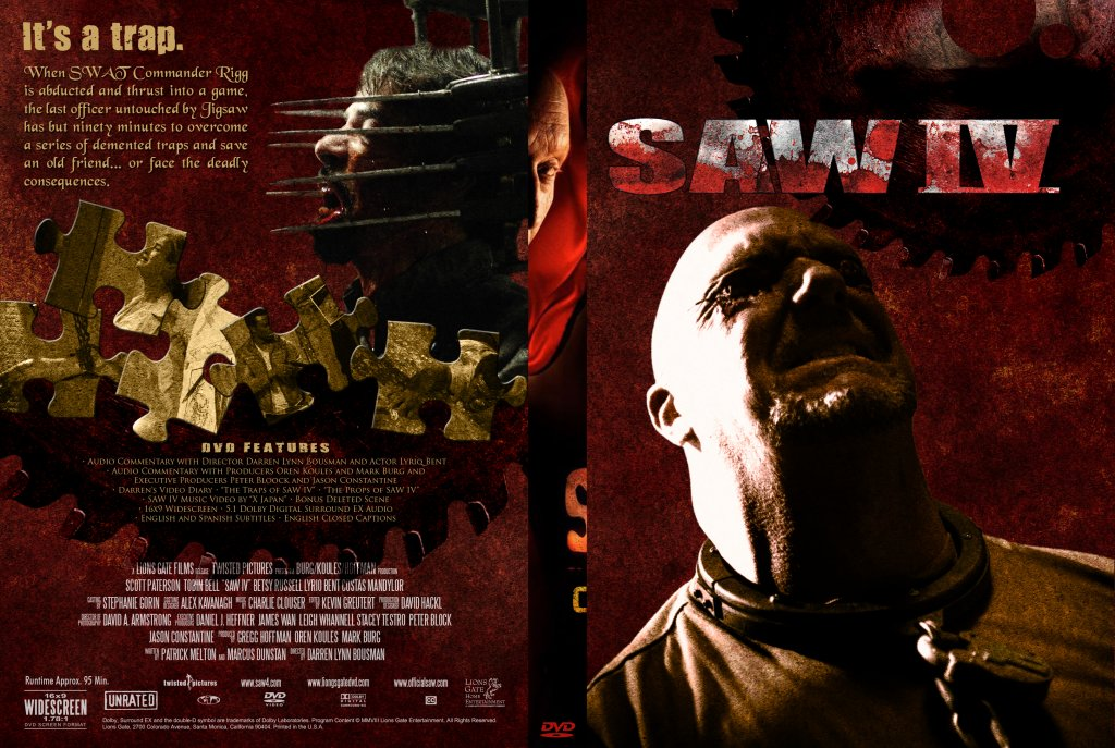 Saw Movies Dvd Covers Saw Dvd Cover Collection Saw
