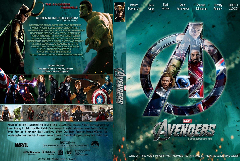 avengers dvd cover analysis essay