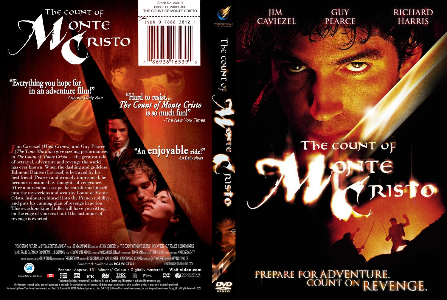 the count of monte cristo why When i think monte cristo the first thing that comes to mind is the yummy ham and cheese sandwich the second thing is the movie, the count of monte cristo, a film i own on dvd and rarely watch.