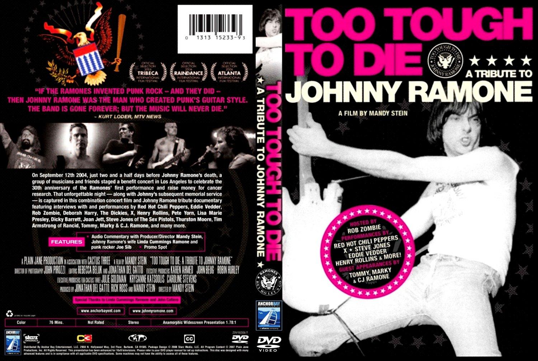 Too Tough to Die Shirt Ramones Too Tough to Die