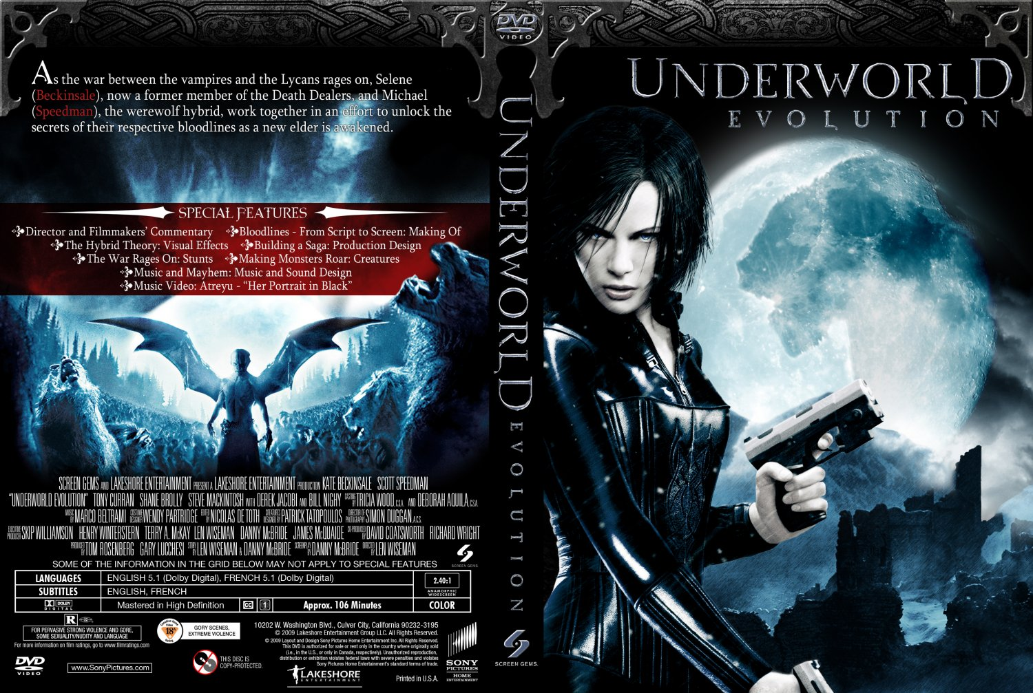 Underworld Evolution - Rotten Tomatoes