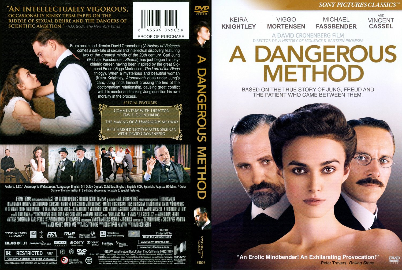 A Dangerous Method Dvd  A Dangerous Method Poster