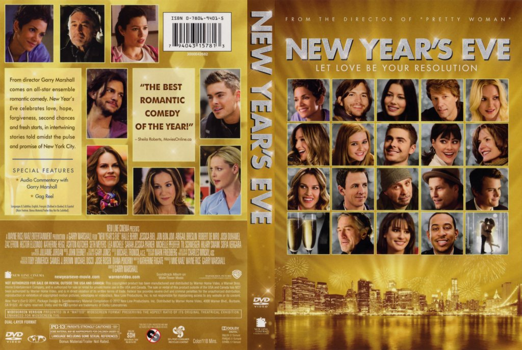 nye film dvd