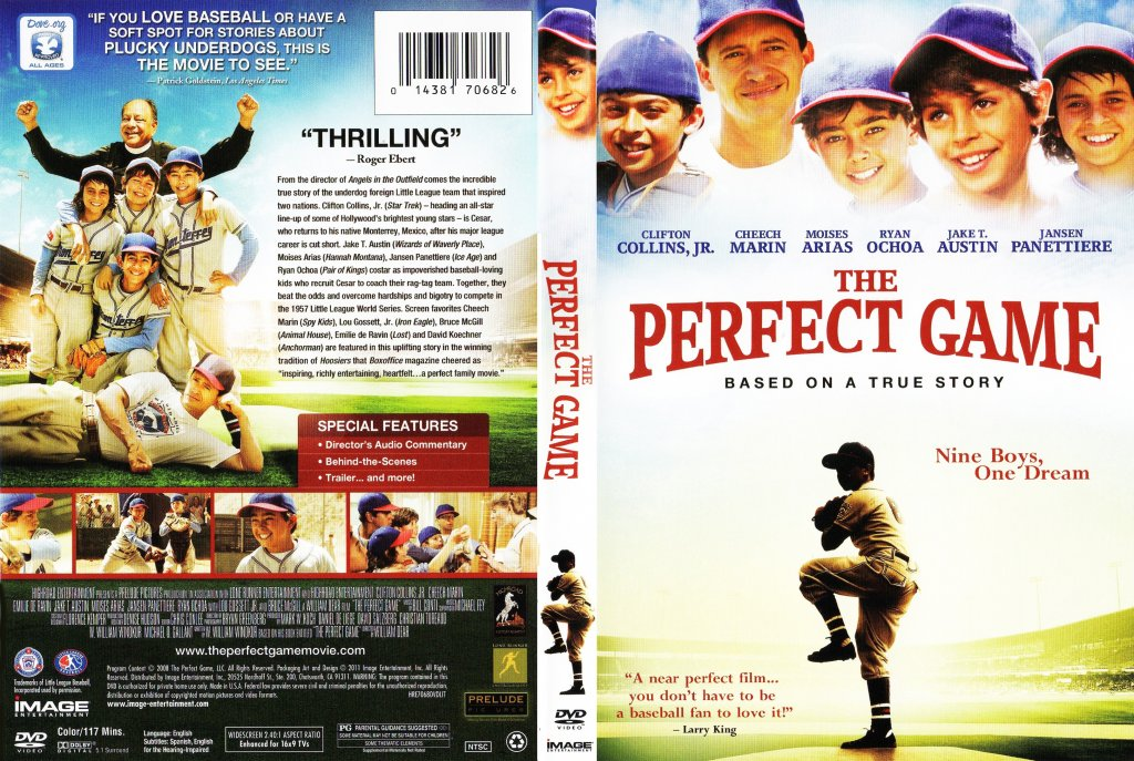 The Perfect Game  Movie Dvd Scanned Covers  The Perfect. Resume Actor Sample. Resume Sample For Warehouse Worker. Fast Food Job Description For Resume. Business Consultant Resume Sample. Resume Thank You Letter Samples. What Are The Main Parts Of A Resume. Computer Science Intern Resume. Sample Resume Of System Administrator