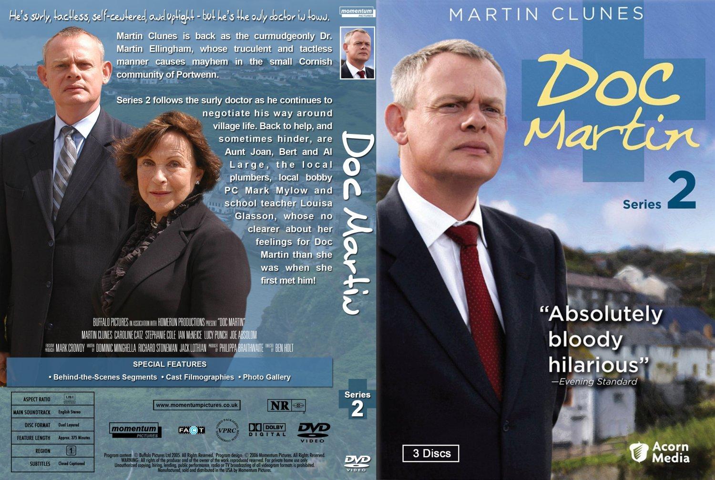Doc Martin Series 6 DVD