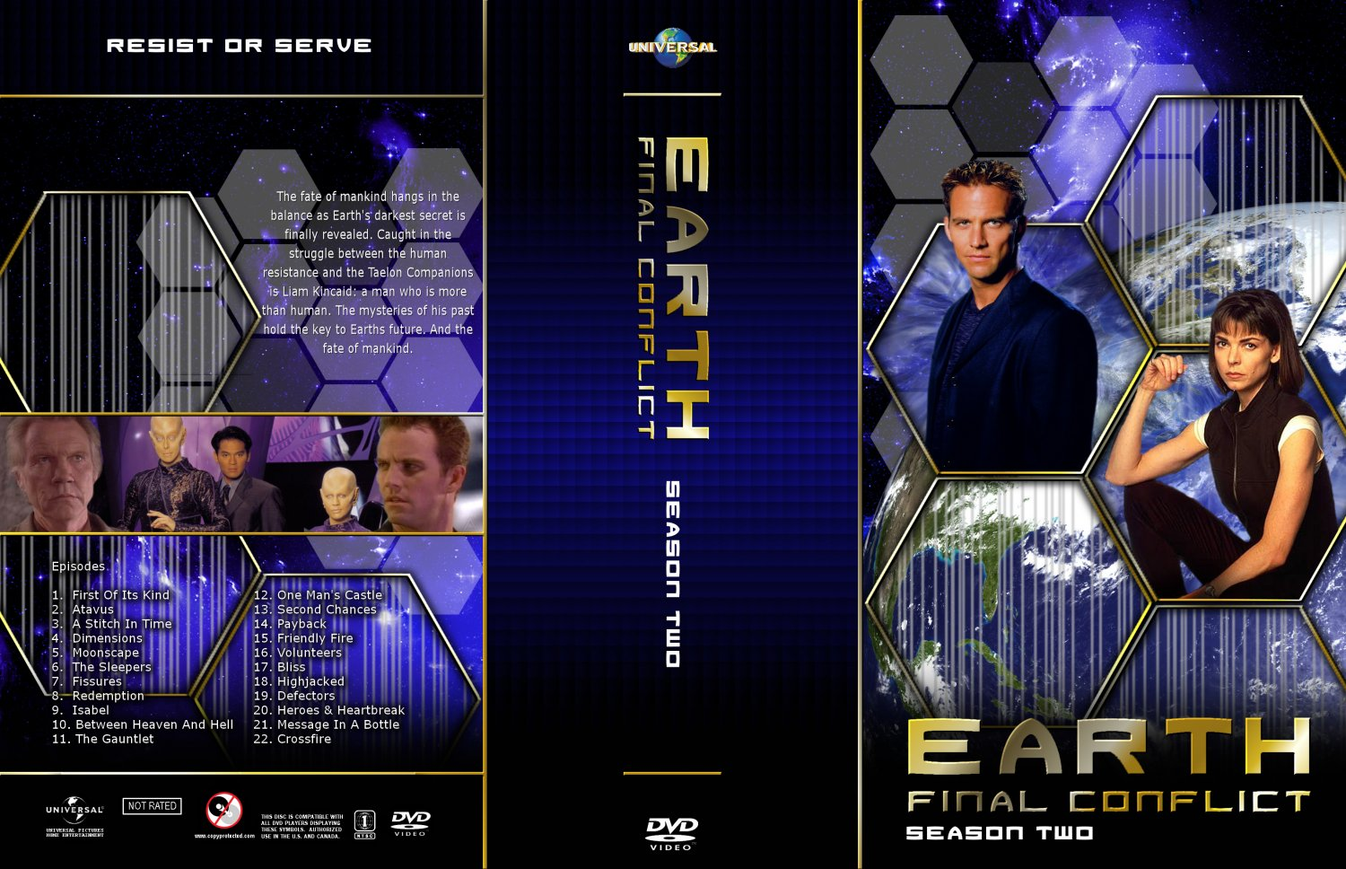 Earth Final Conflict Season 2 - Custom