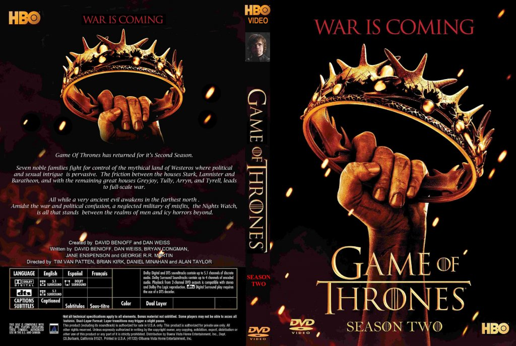 [RxR] Game of Thrones 1a y 2a Temporada [Sub.Esp.][MF]