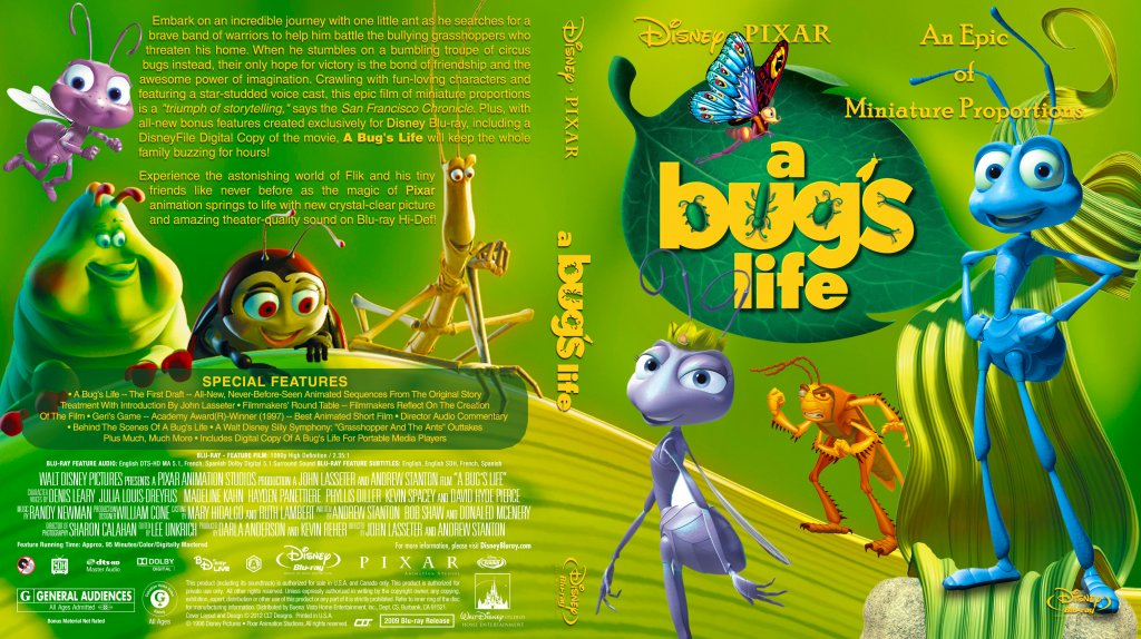 Watch A Bug's Life Full Movie Online on Pubfilm