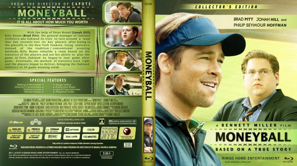 DVD: Moneyball