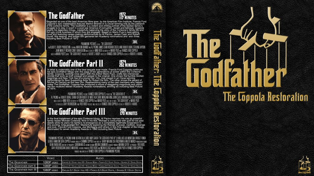 the rise in power of michael in the godfather a movie by francis ford coppola Director francis ford coppola's the godfather part ii michael's fall from grace with vito's rise to power francis ford coppola, gray.