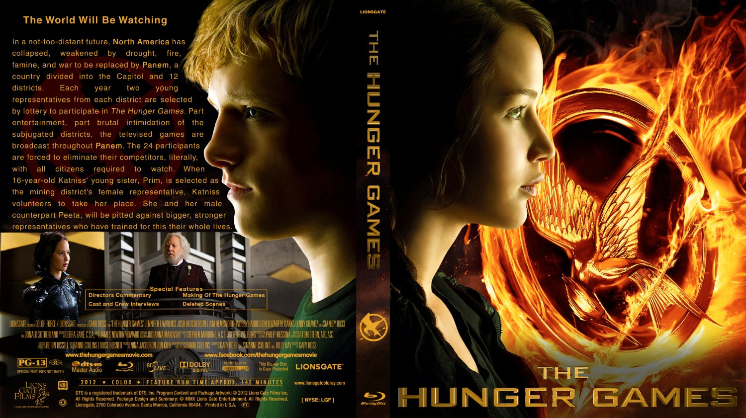 the hunger games and the lottery Based on the best-selling books by suzanne collins, the hunger games is the first film in the franchise every year in the ruins of what was once north america, the.