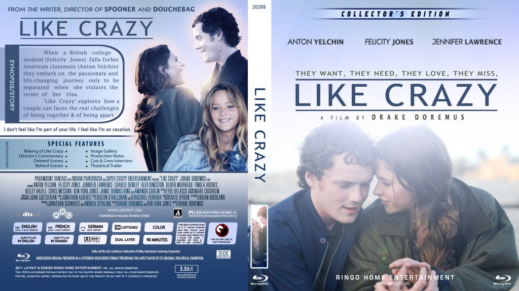 Like crazy like crazy blu ray cover 2012 date 05 21 2012 size 1024x574