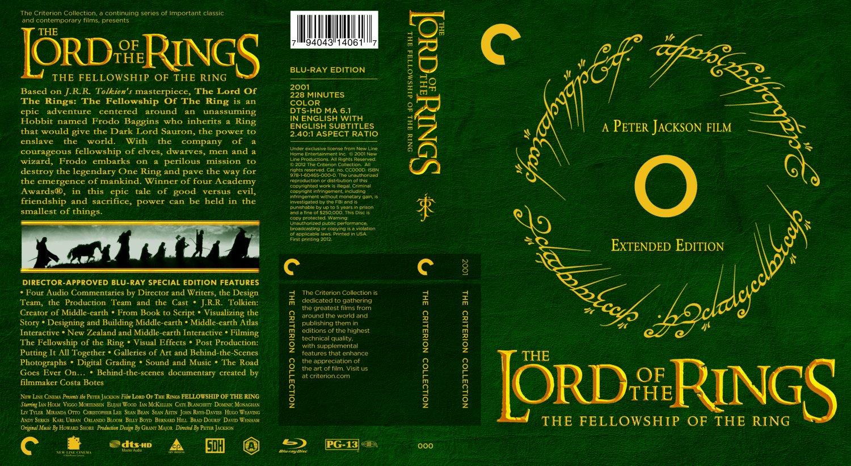Rings Dvd Cover Art