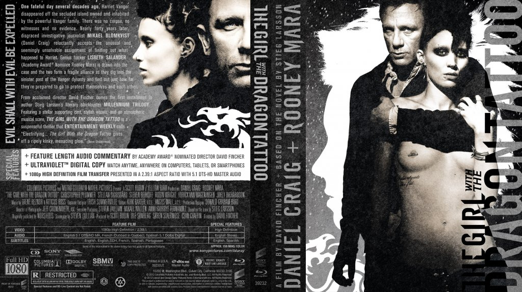 a movie analysis of the girl with the dragon tattoo Film review: the girl with the dragon tattoo the girl with the dragon tattoo created a lot of interest in a movie the girl with the dragon tattoo.