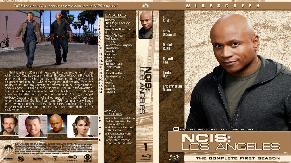 NCIS Los Angeles Season 1
