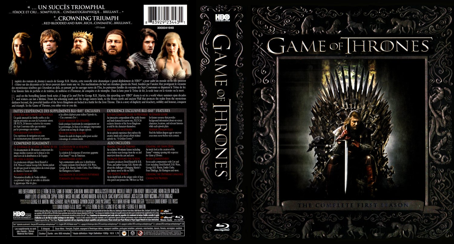 game of thrones season 4 dvd cover art. Black Bedroom Furniture Sets. Home Design Ideas