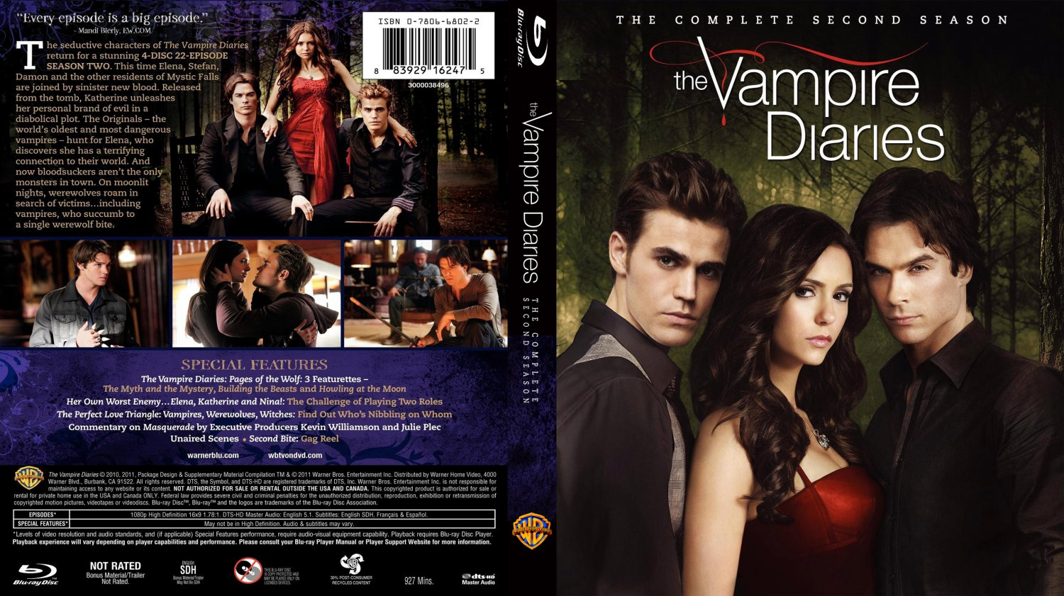 how to watch vampire diaries season 2 online for free