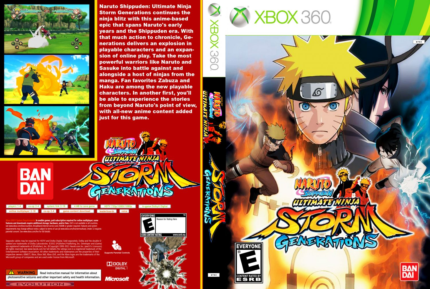 naruto ninja legends download