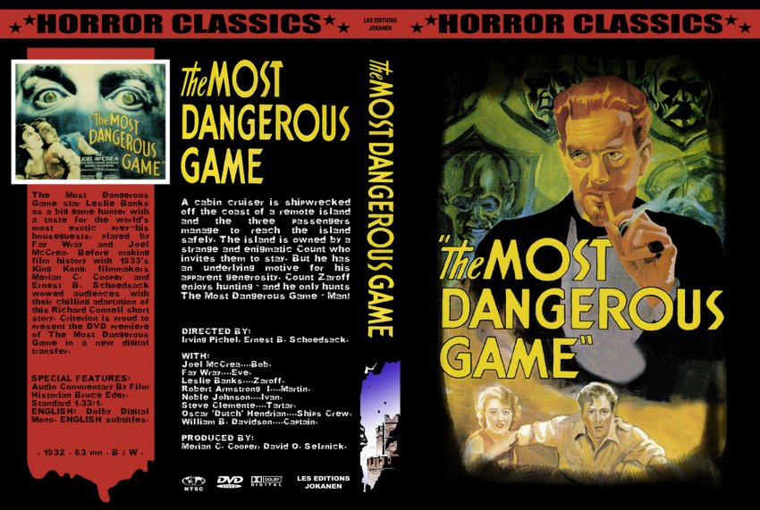 Theme Essay For The Most Dangerous Game