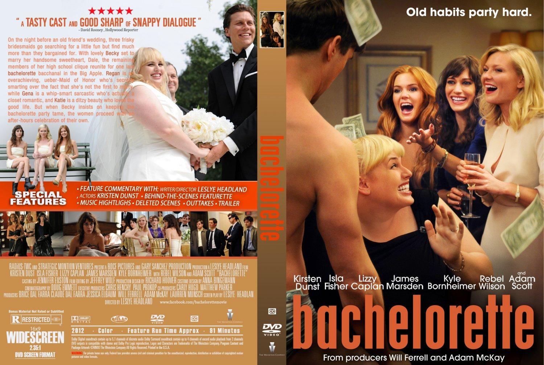... - Movie DVD Custom Covers - Bachelorette Cover :: DVD Covers
