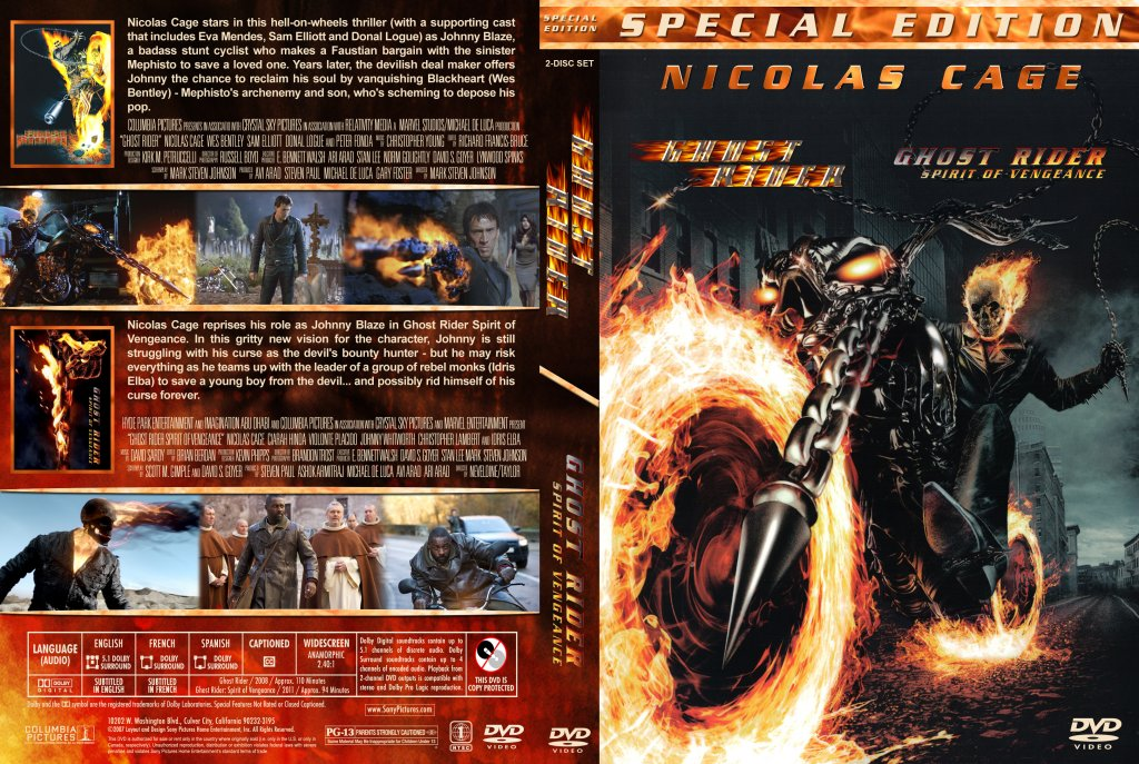 Ghost Rider Double Feature