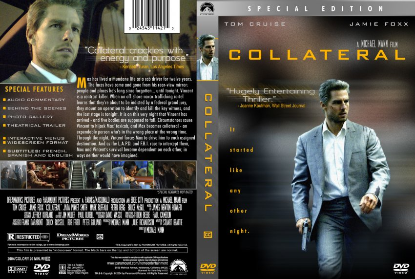 Colateral the movie