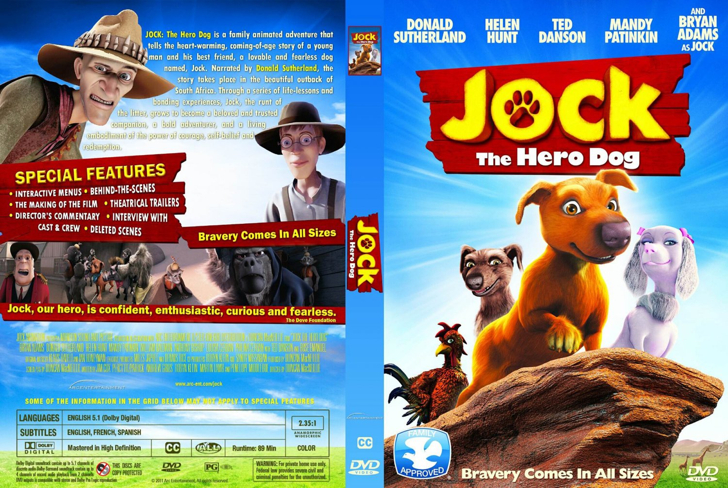 Jock The Hero Dog Movie