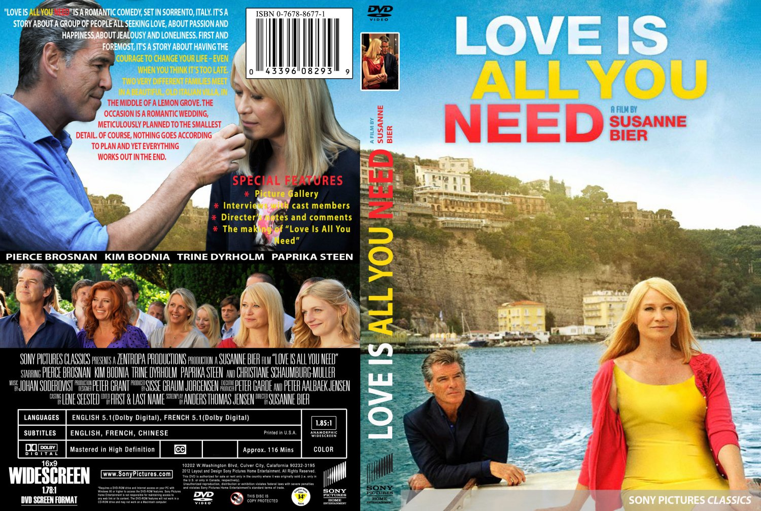 Love Is All You Need (2012) Movie Online online movies ...